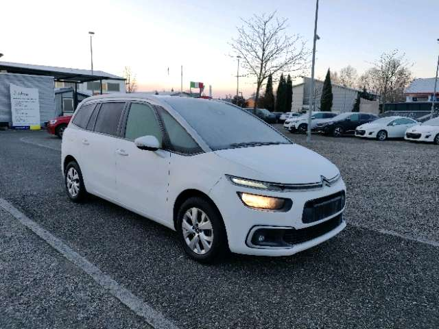 CITROEN C4 GRAND PICASSO BLUEHDI 120CV BV6 SELECTION 7PL GPS